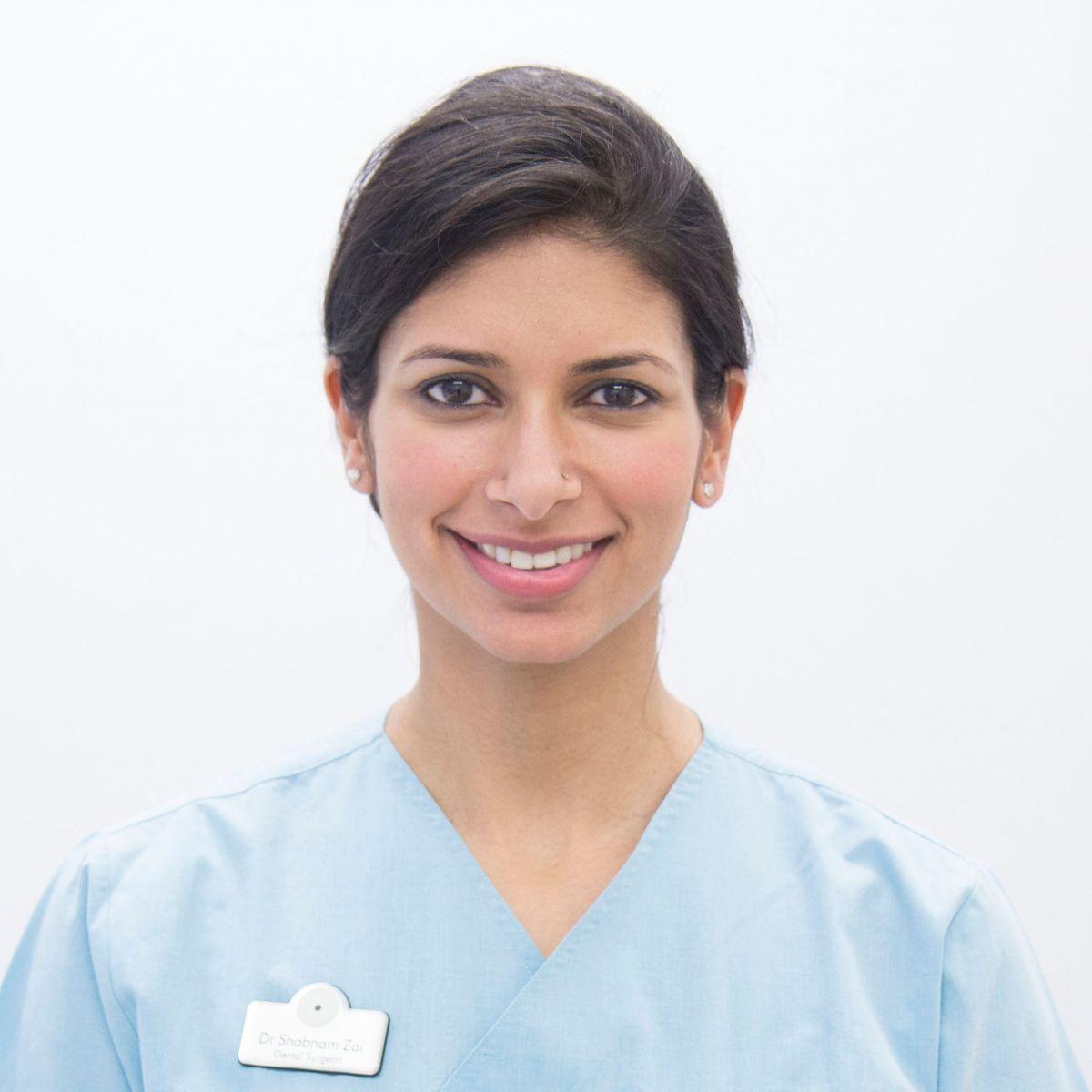 Dr Shabnam Zai