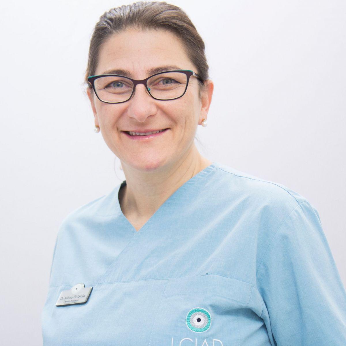Professor Milvia Di Gioia