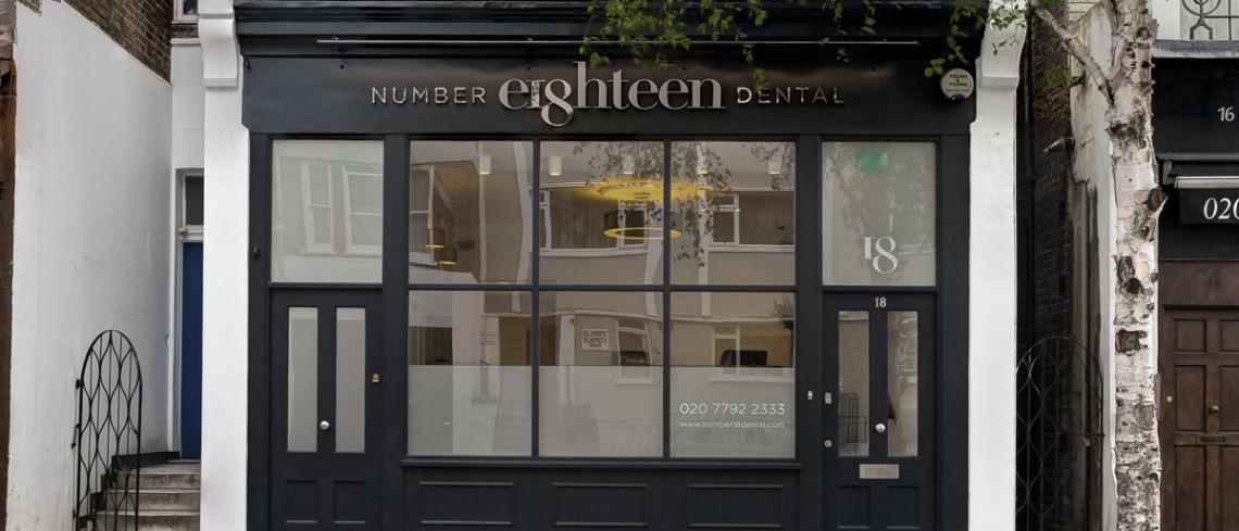 Number 18 Dental