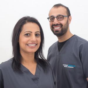 Dr Usman Hameed and Dr Fozia Hameed