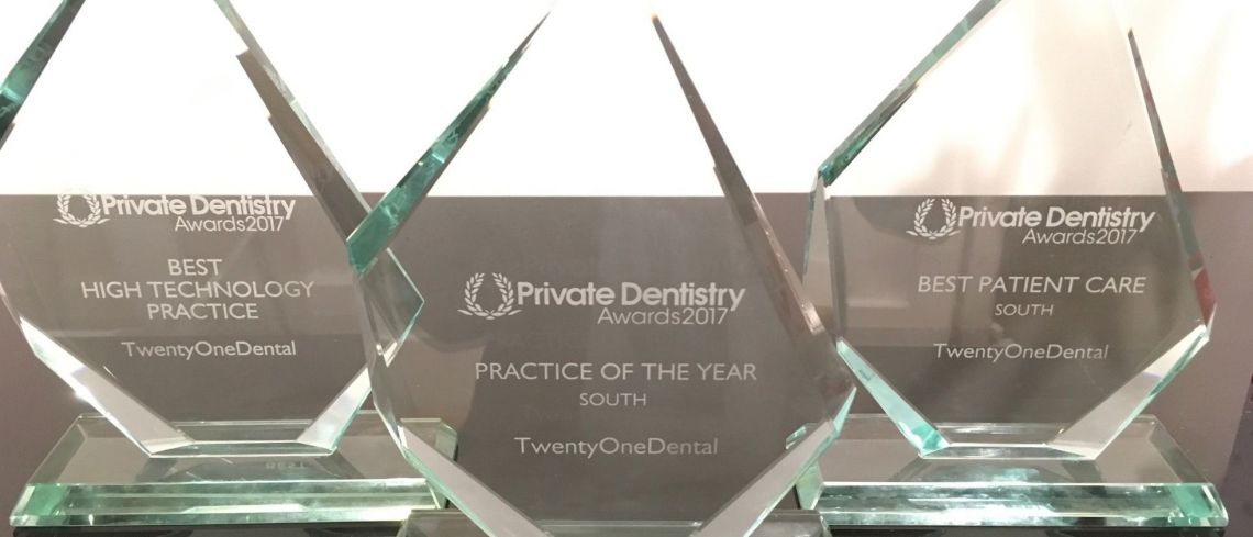 TwentyOneDental - A Multi Award Winning Premier dental clinic - Brighton & Hove