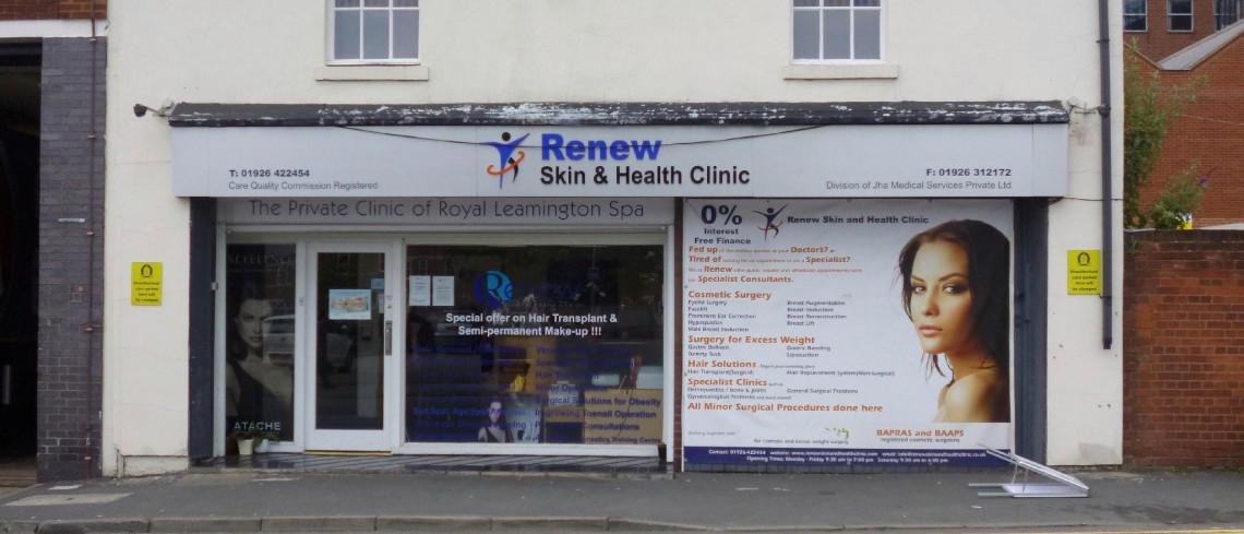 Renew Skin & Health Clinic