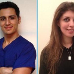 Dr Aram Navai & Dr Nadia Jubbawy