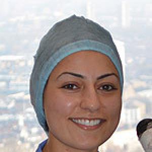 Dr Somayeh Modarres