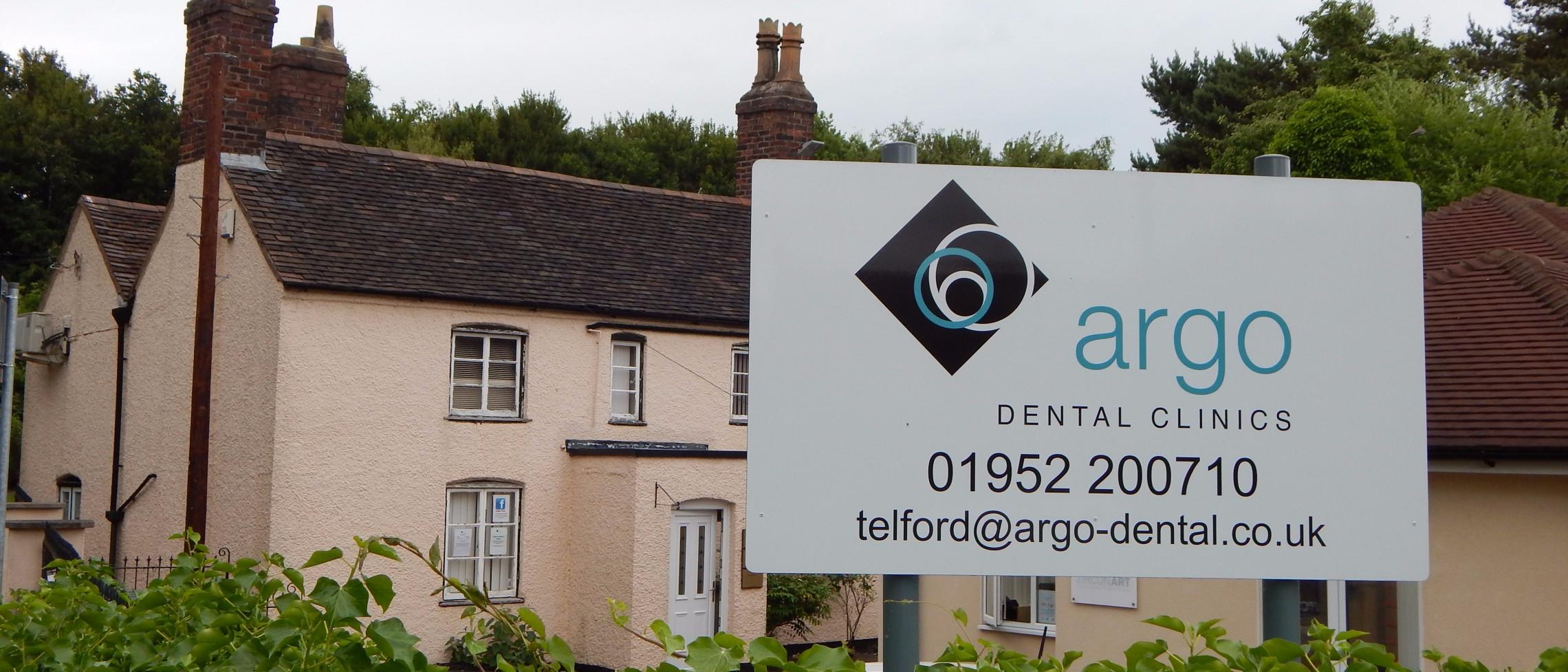 Argo Dental Clinic Priorslee