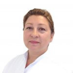Nurse Gina Stokes