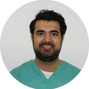 Dr Suleman Anwar