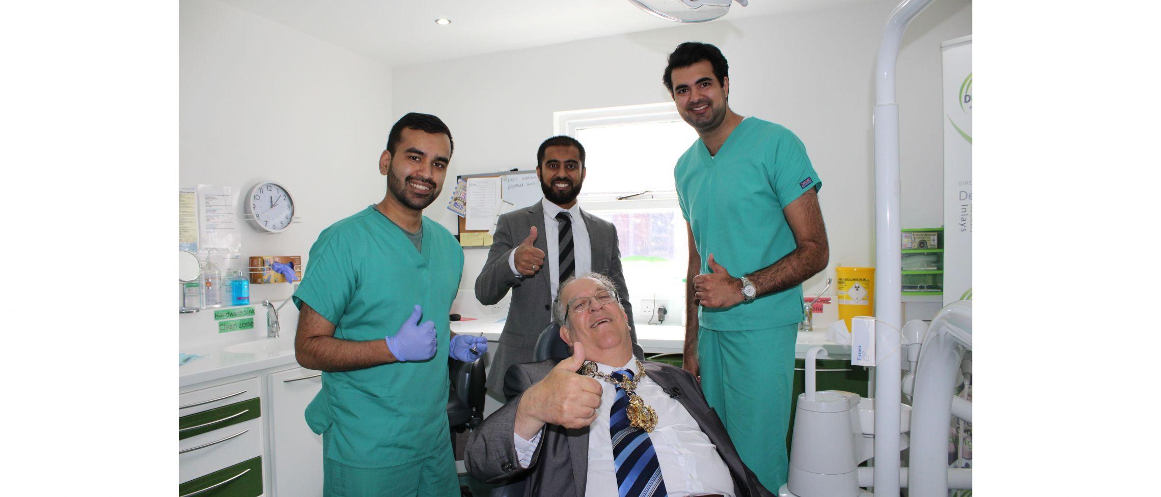 Dentists Preston Mayor