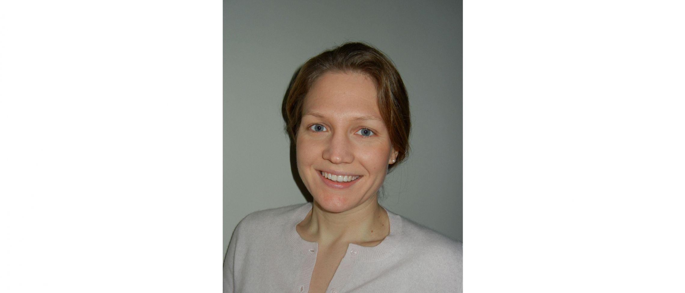 Orthodontist Philippa Rudge
