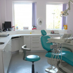 One of our state of the art consultation rooms
