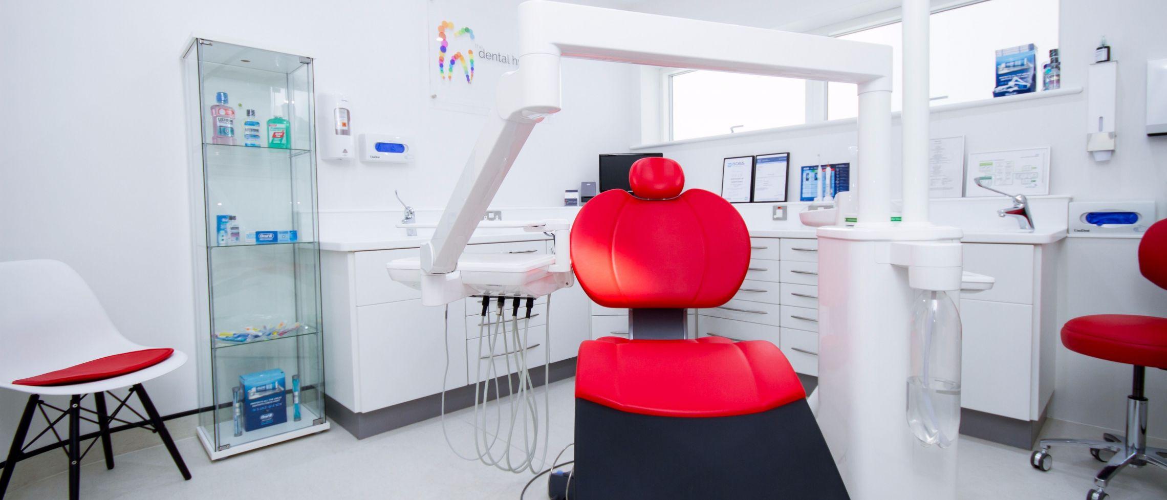 The Dental Hygiene Clinic