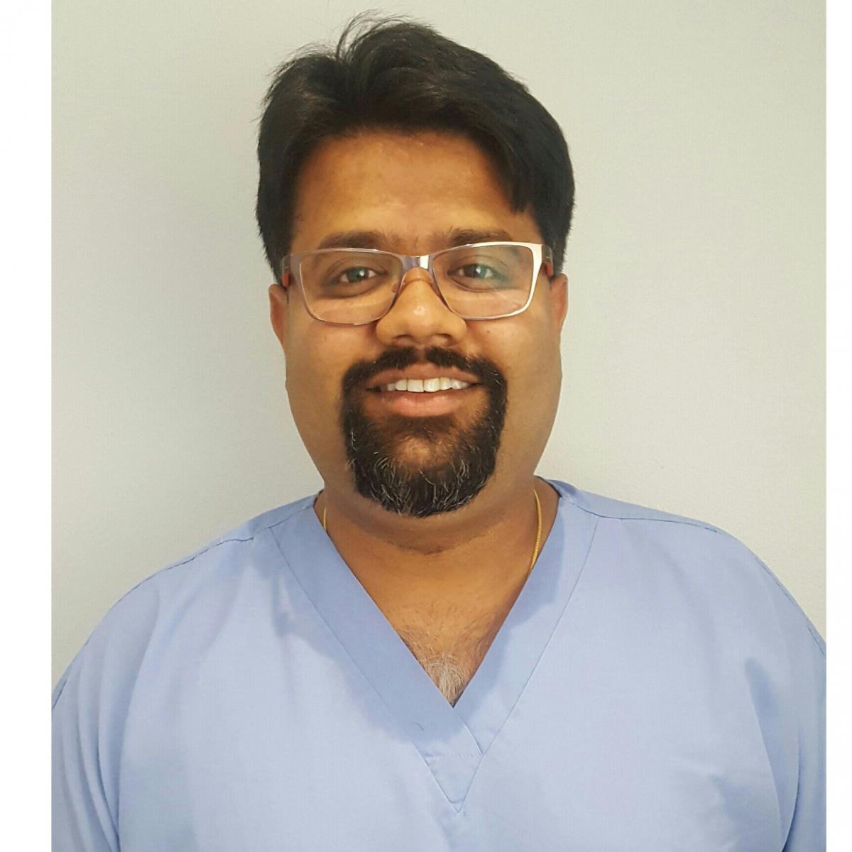 Dr Abhishek Kabra