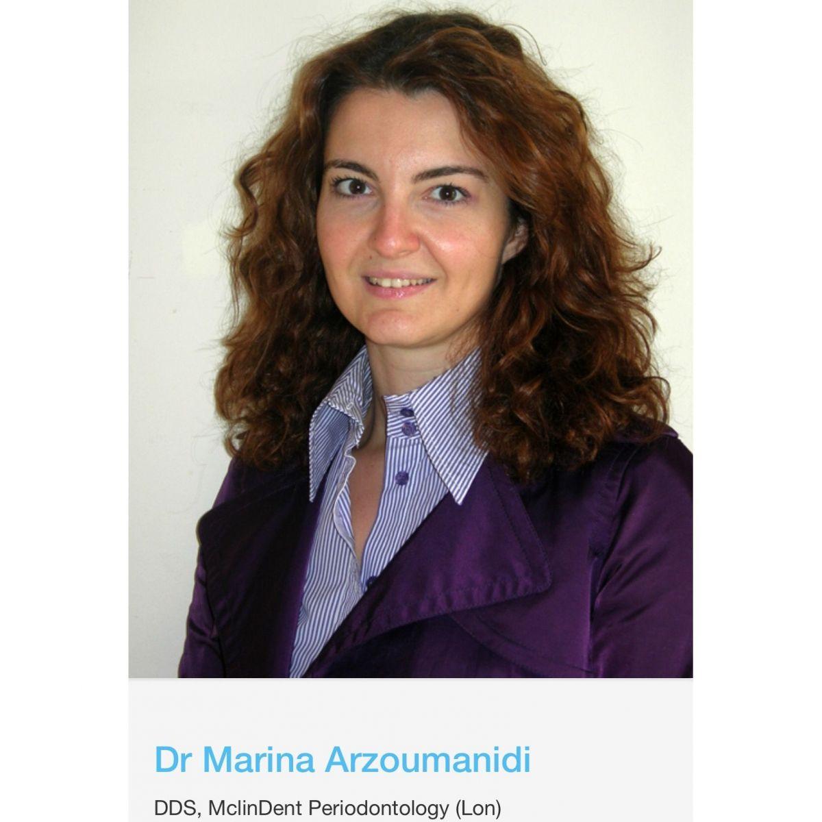 Marina Arzoumanidi