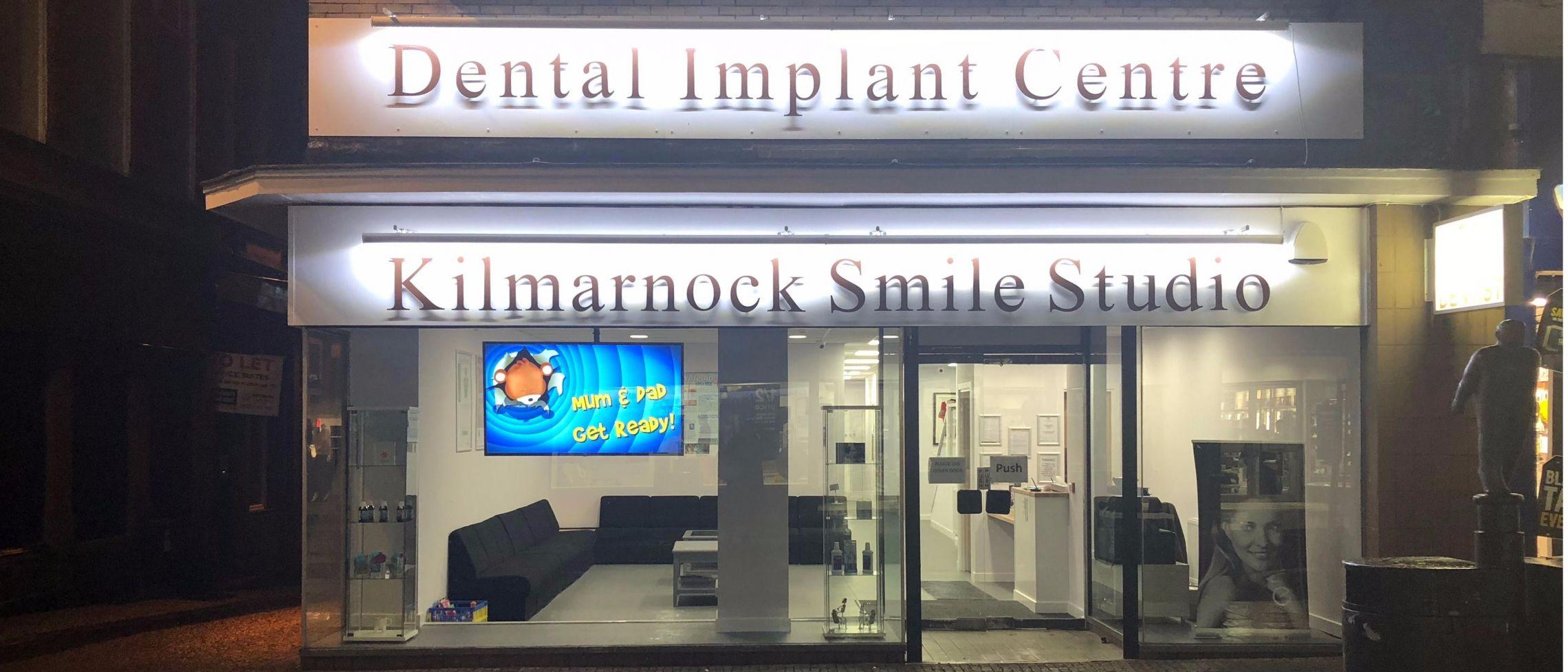 Kilmarnock Smile Studio and Dental Implant Centre
