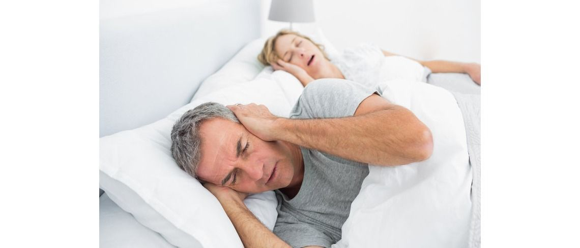 Do you feel tired in the day and snore at night?