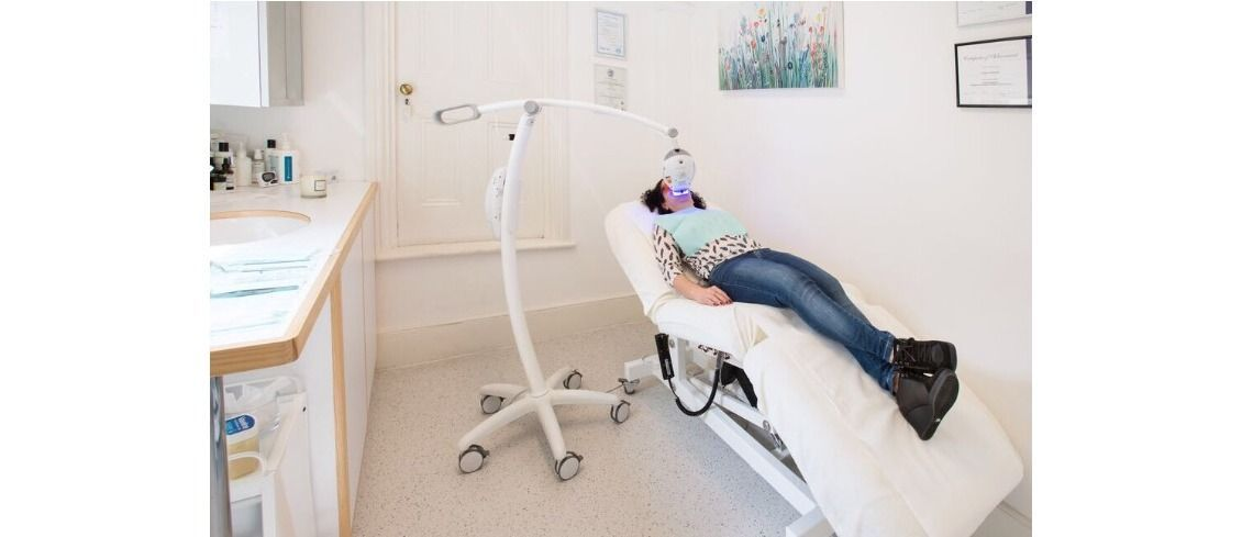 Our Whitening Room