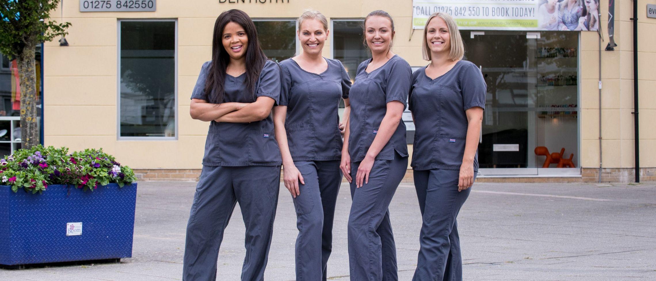 Evolve Nurses