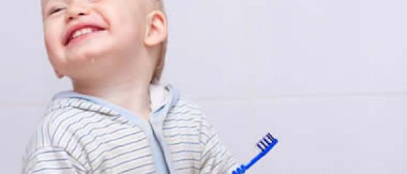 I love to brush!!