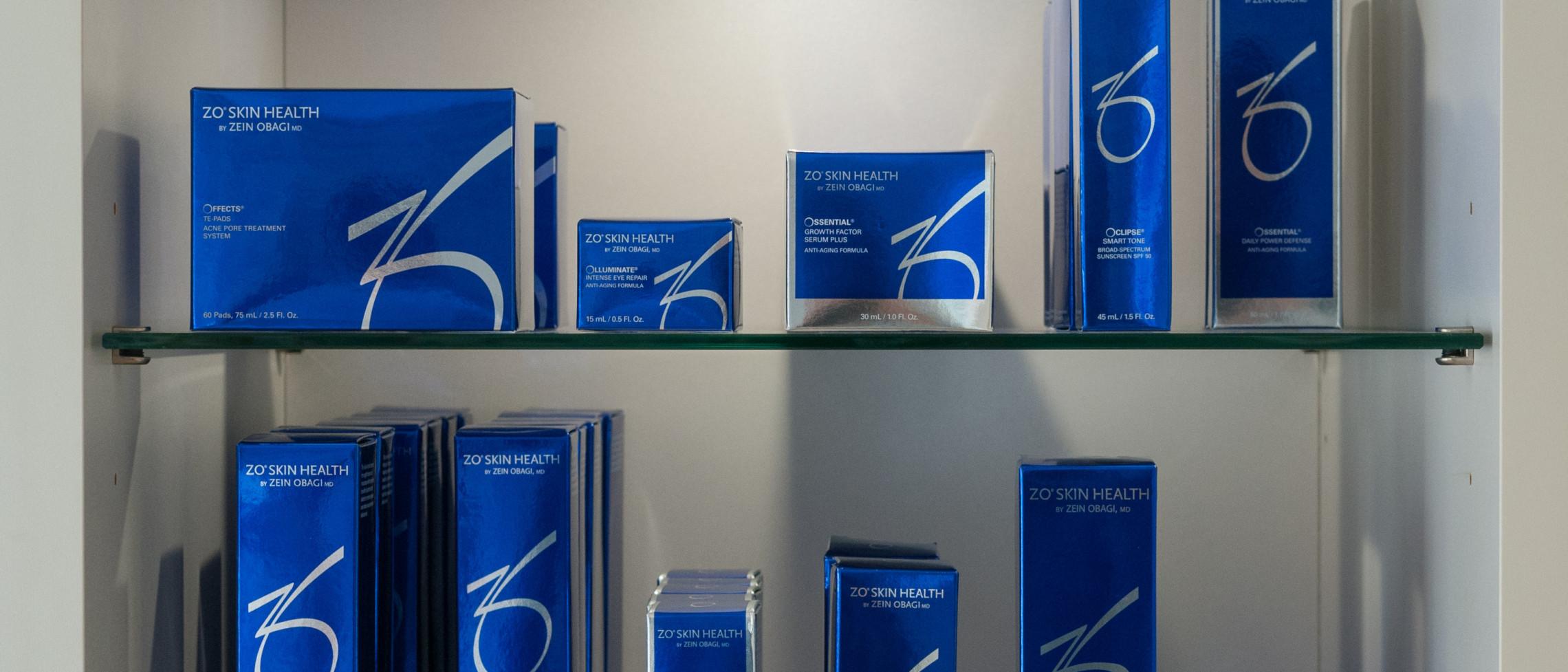 Clinetix Rejuvenation Bothwell - ZO Skinhealth Products