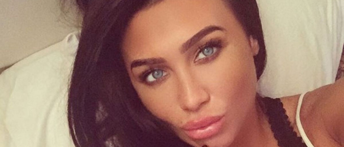 Lauren Goodger reveals cosmetic surgery plans following speculation over shapely buttocks