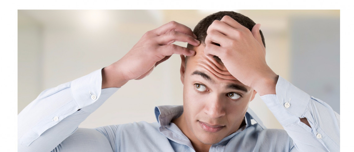 WARNING: Never be tempted by the 'hurry, offers ends Friday' advert – how NOT to seek hair loss treatments