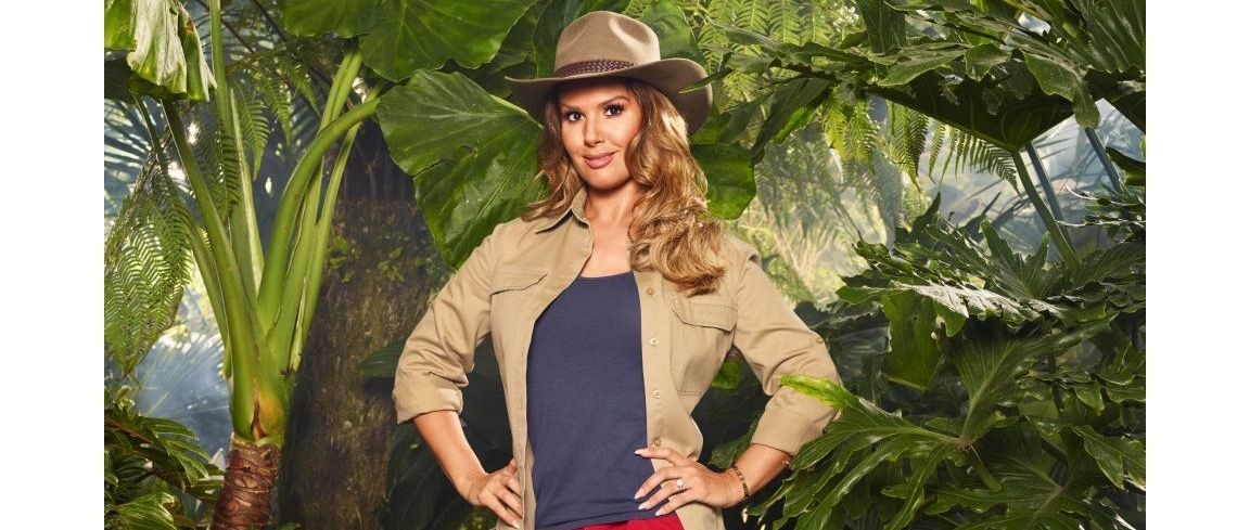 Mummy tummies  – what 'I'm a Celebrity' contestant Rebekah Vardy really thinks