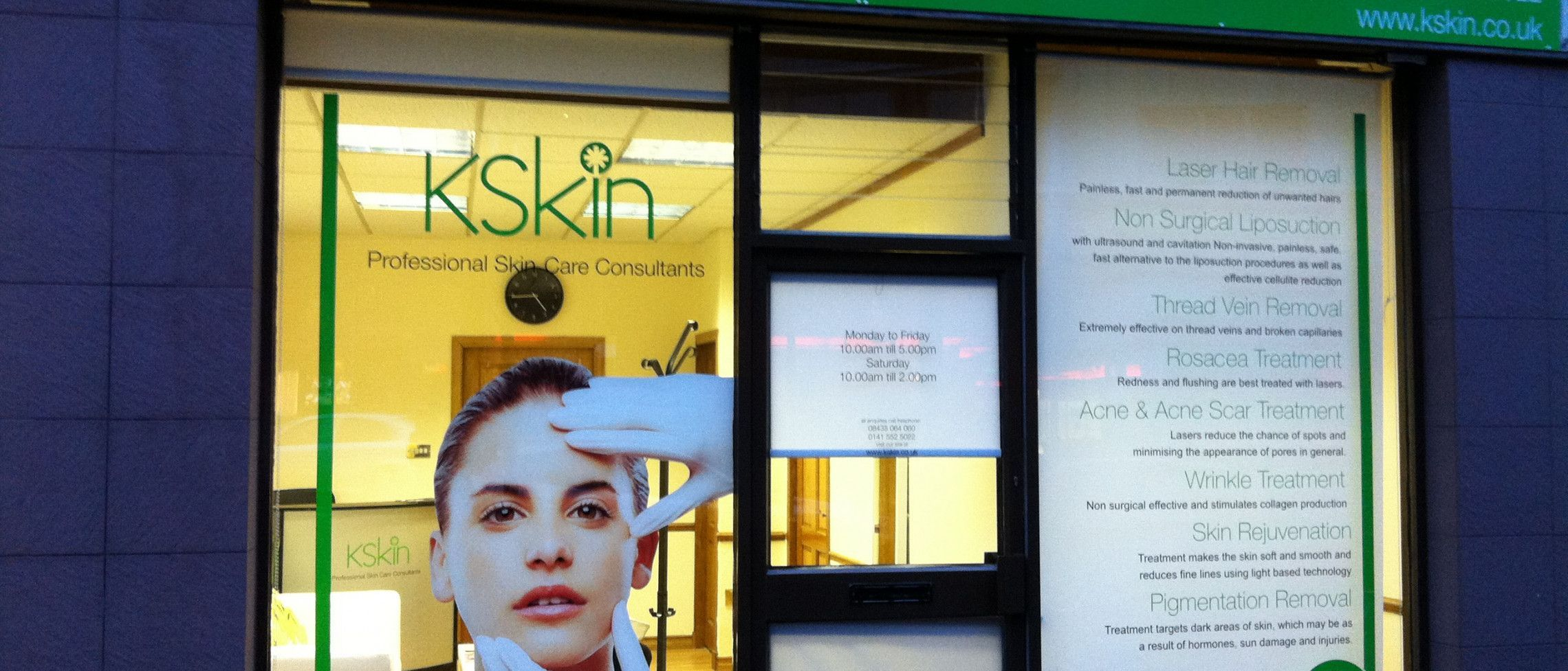 Curious about skin therapy? We hear from the experts at KSkin