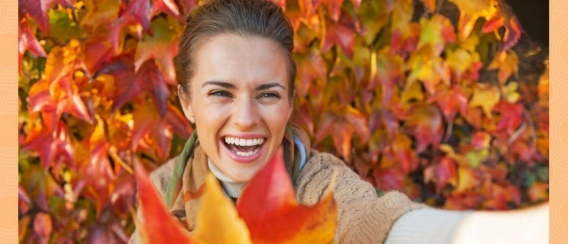 Autumn – it's the perfect season for an Aesthetic Treatment!