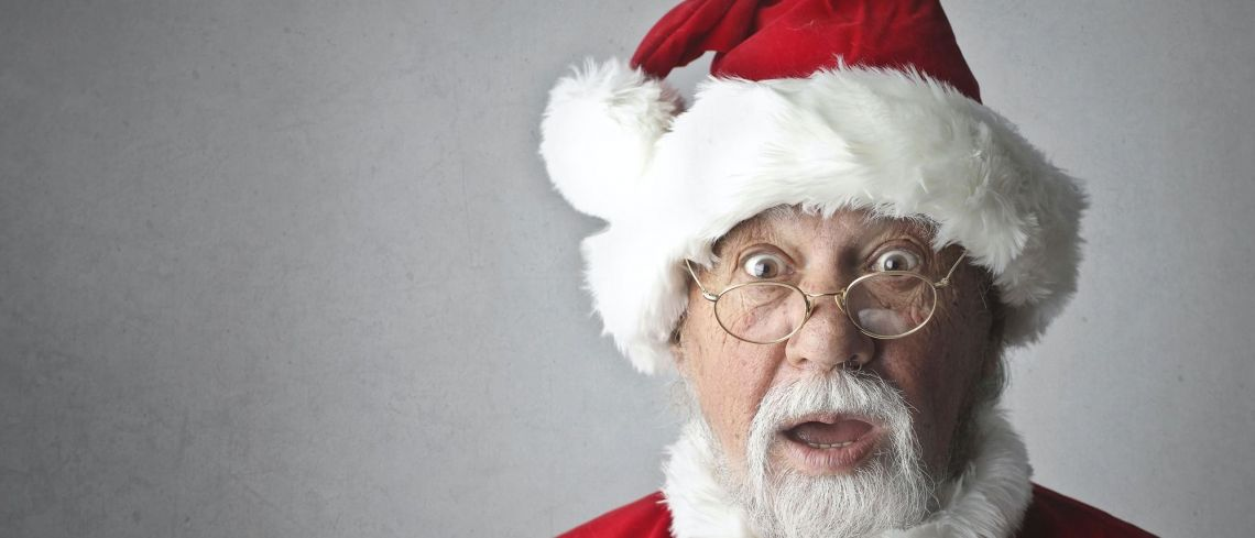 Bad breath? Why the cause might be more serious than too much booze this Christmas