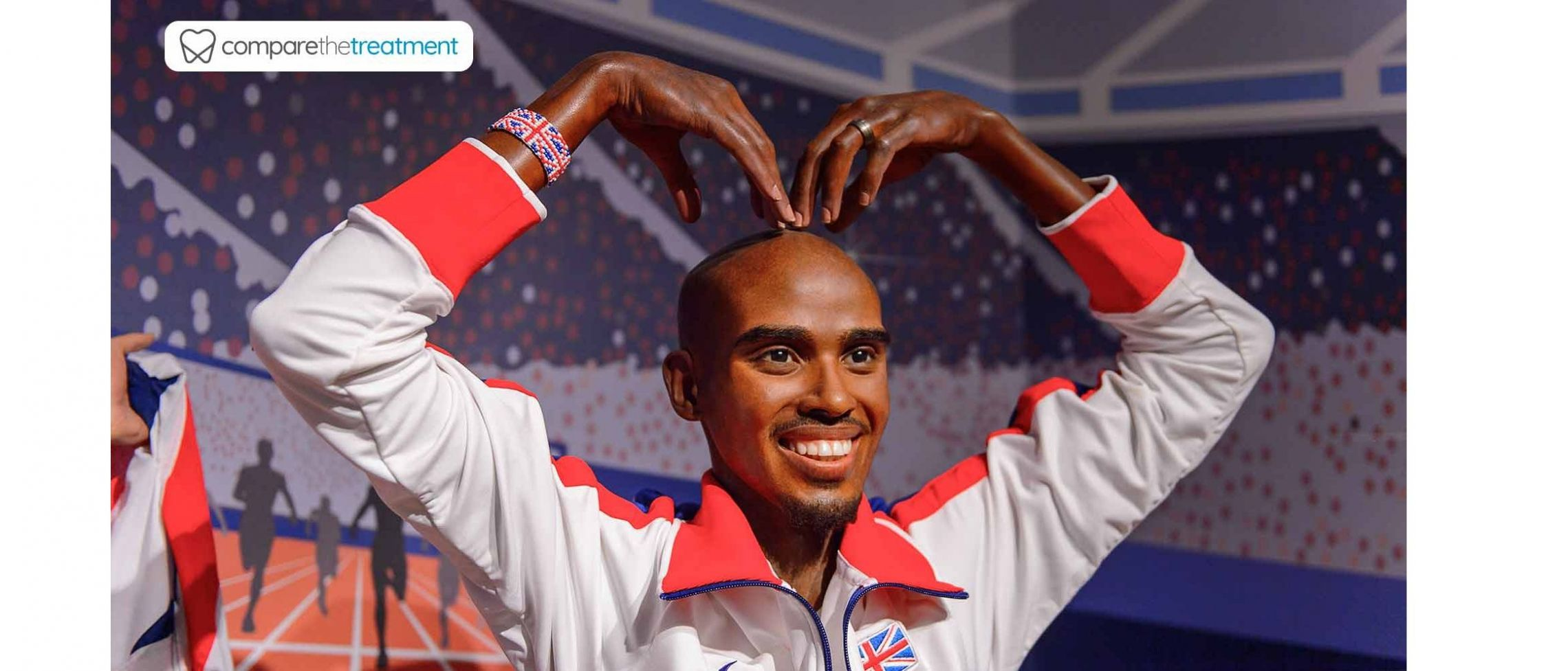 Mo Farah 'really suffered' after not looking after teeth