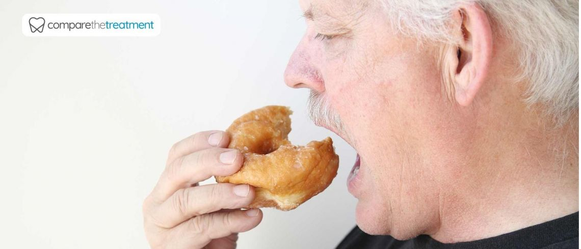 Are you eating too much sugar? One in three adults aged 45 and over are obese