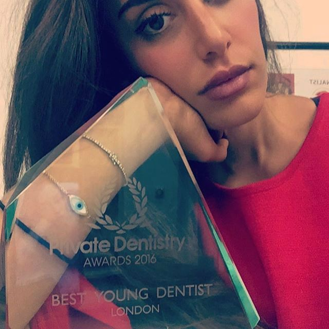 Award-winning dentist Rhona Eskander