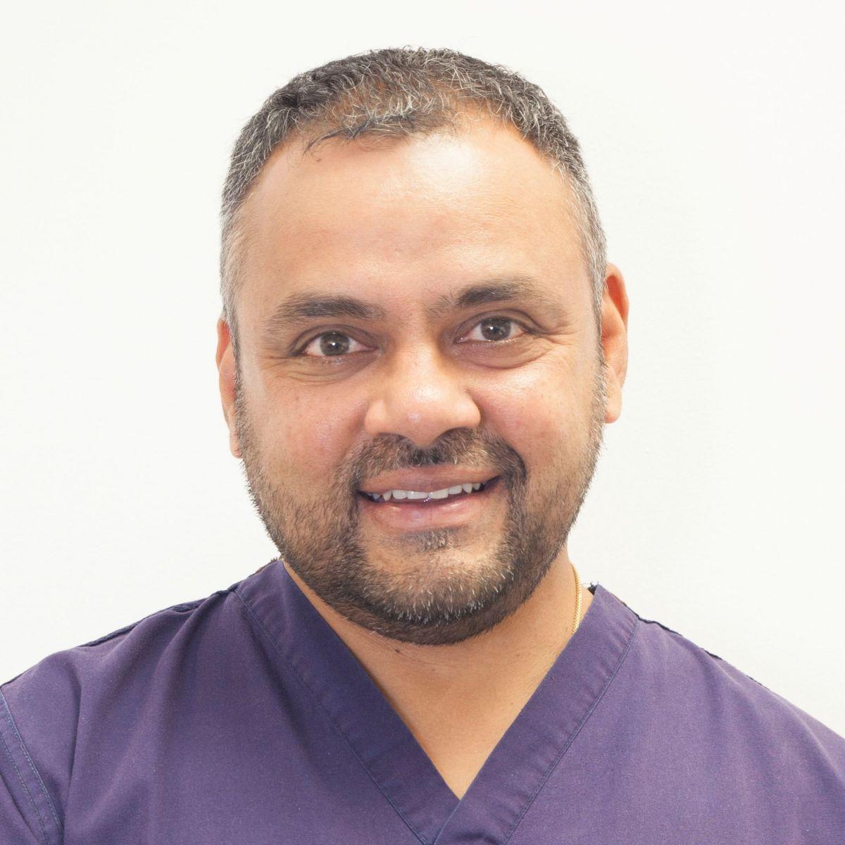 Dr Joe Bhat