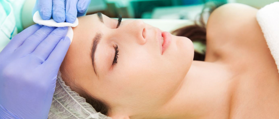 Fire and Ice Resurfacing Treatment Facial